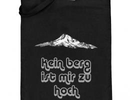 Berg Schwarz-Front