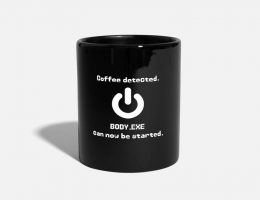 coffee-detected-it-nerd-kaffeejunkie-tasse-einfarbig
