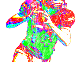 quarterback Art