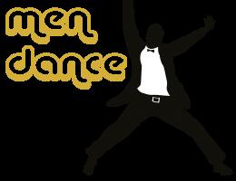 real men dance